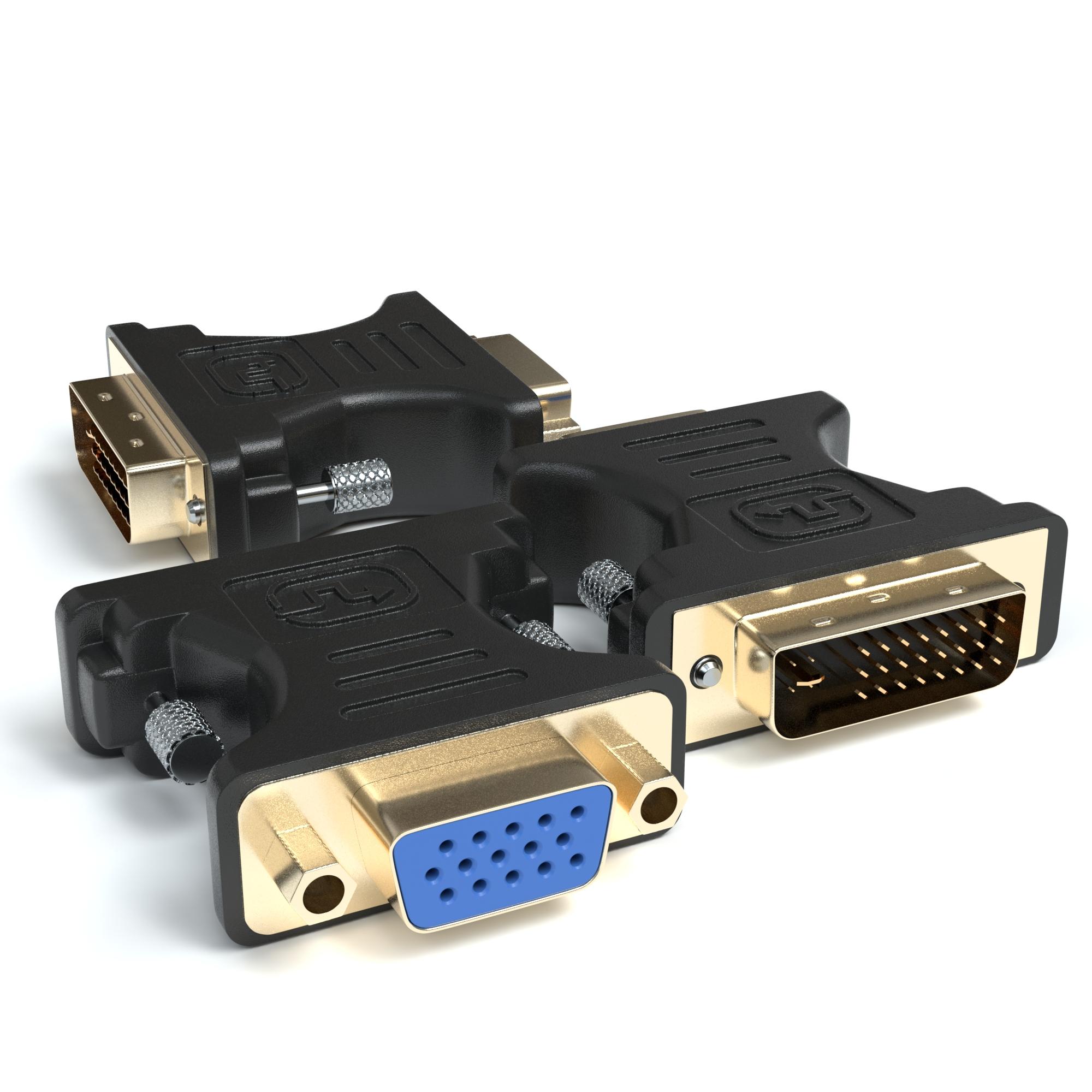 Laptop TFT Monitor Bildschirm Computer Mac zu LCD 1,8/m VGA PC-Monitor Kabel//Ersatz svga Kabel//Stecker zu Stecker 15/Pin//f/ür PC